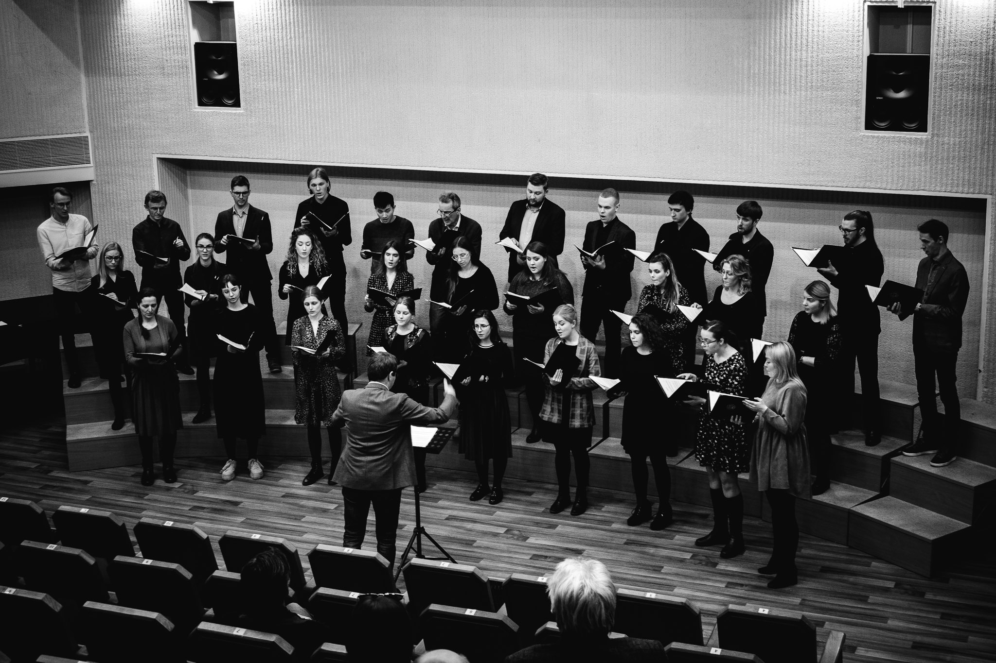 Remembering the 1st Lithuanian Folk Song Development Contest